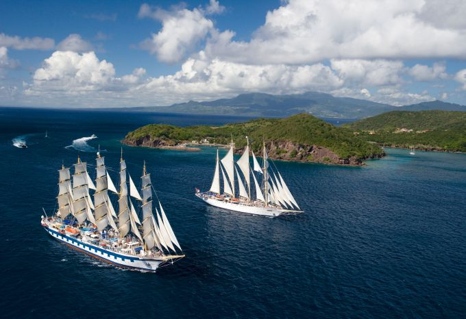 Star Clippers video